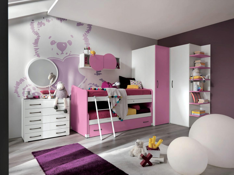 Cameretta Lilla E Bianca : Cameretta rosa. excellent cameretta bagno rosa mantella da bagno